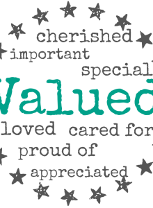 Ways We Show Our Kids They Are Valued
