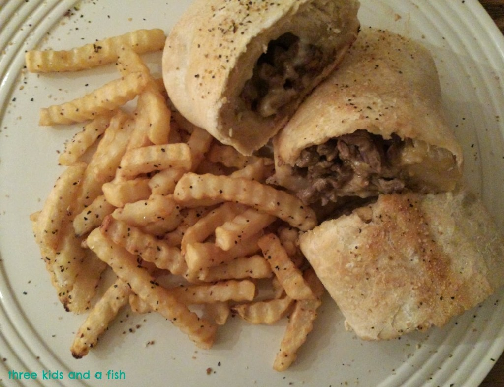 original stuffed cheesesteak