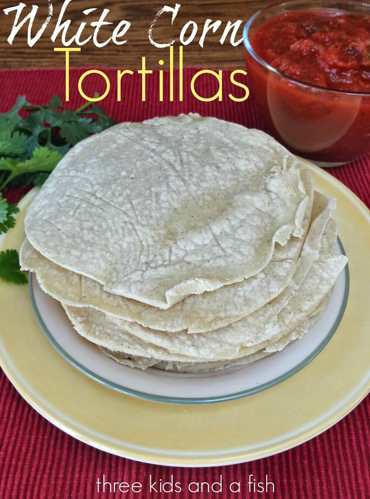 da to promote white corn to Easy homemade white corn tortillas are so easy to make & taste better than anything you'll find in the store they are the perfect addition to your dinner i love.