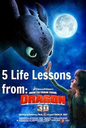 5 life lessons from disney's how to train your dragon