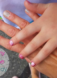 Mommy and Me Manicures