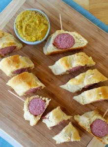 Kielbasa Crescent Rolls Recipe