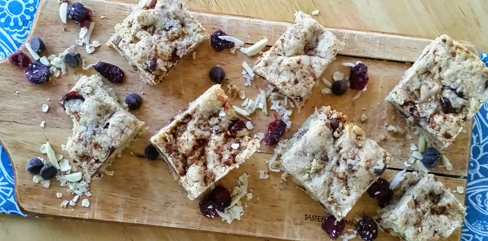 granola cookie bars