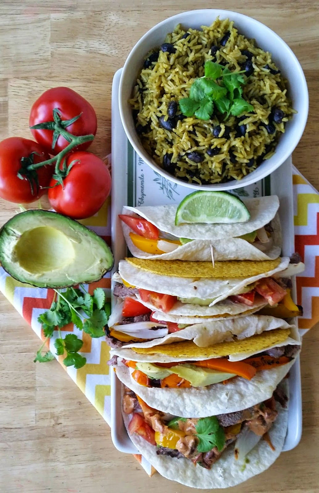 grilled beef tacos with chipotle aioli
