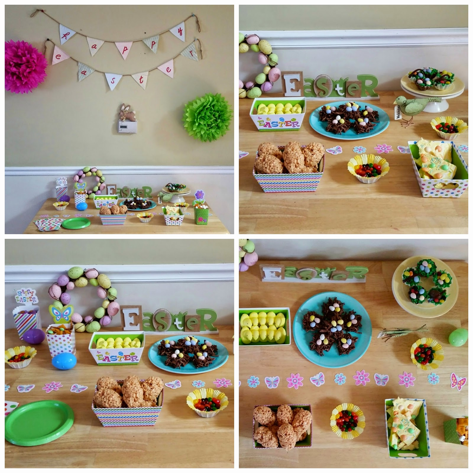 decorations, sweet treats