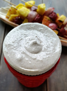 Greek Yogurt Fruit Dip