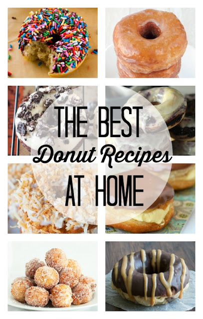best donut recipes at home