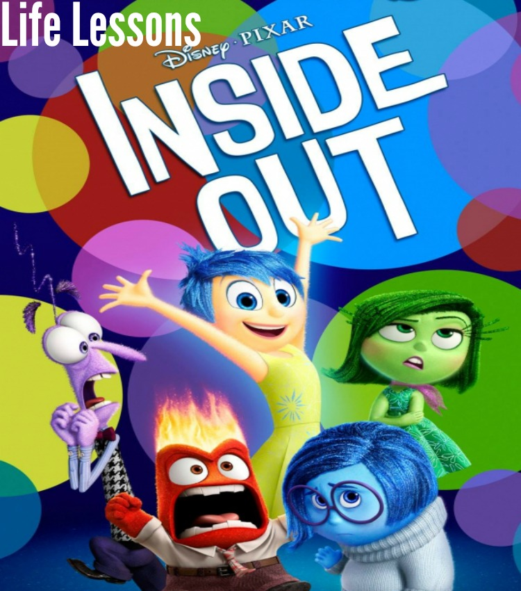 Inside Out 2015 Film: Life Lessons From Disney Pixar's Inside Out