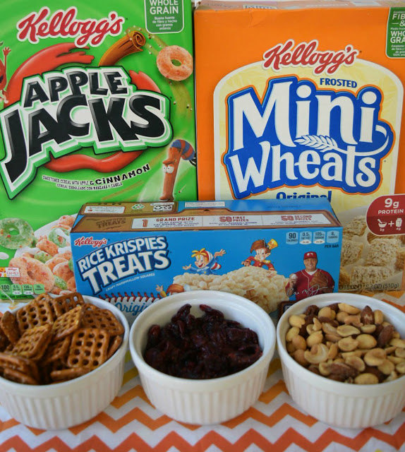 on the go snack mix