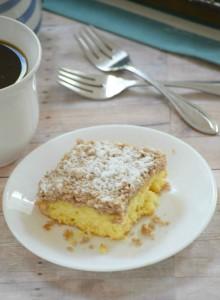 bakery style crumb cake