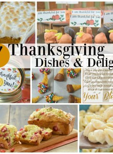 thanksgivingdishesanddelights