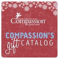 compassion gift catalog