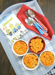 Salsa Macaroni and Cheese Cups