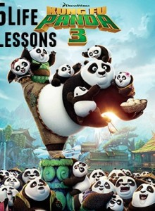 5 Life Lessons from DreamWorks Kung Fu Panda 3