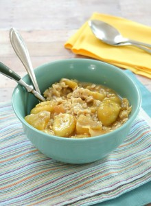 Tropical #BringYourBestBowl Oatmeal