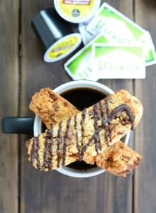 Candy Bar Biscotti