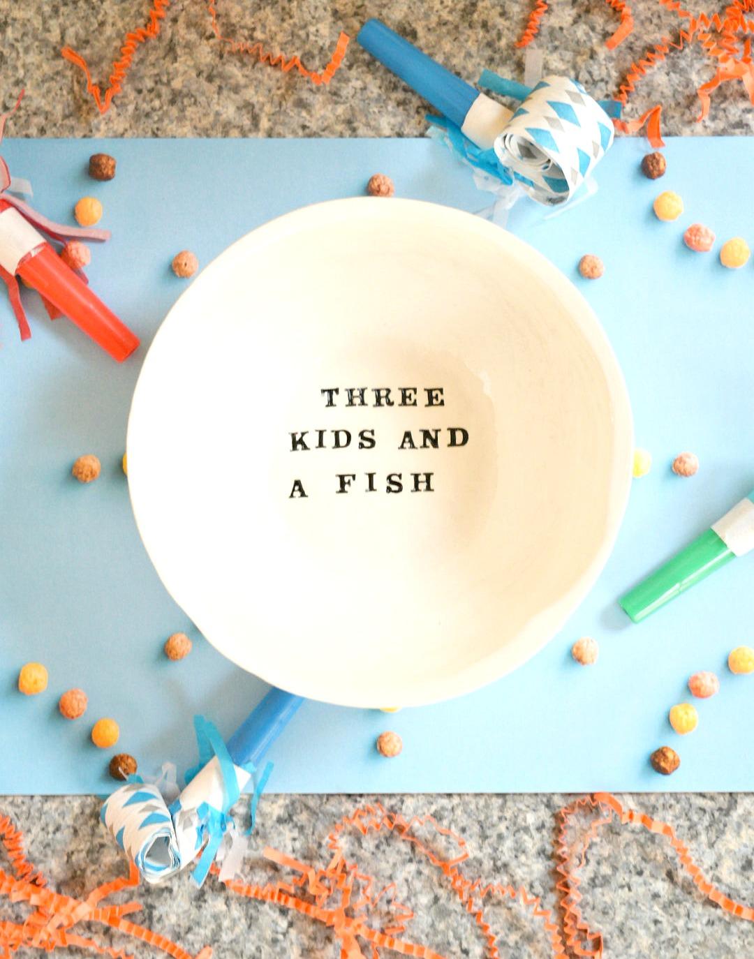 threekidsandafish