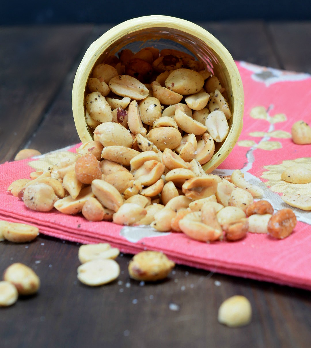 spilledpeanuts