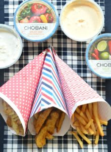 Memorial Day Entertaining Tips & Chobani Mezé Dips