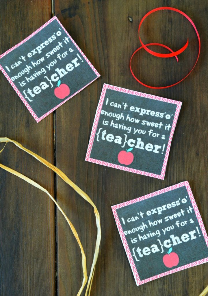teacher printable for back to school