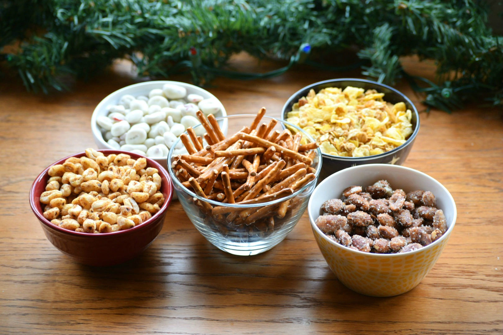 Crunchy cereal snack mix three kids and a fish ingredients to make cruinchy cereal snack mix ccuart